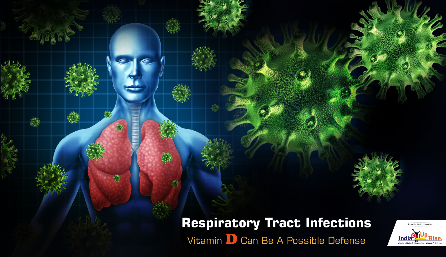 Vitamin D Deficiency and respiratory tract infection incidences