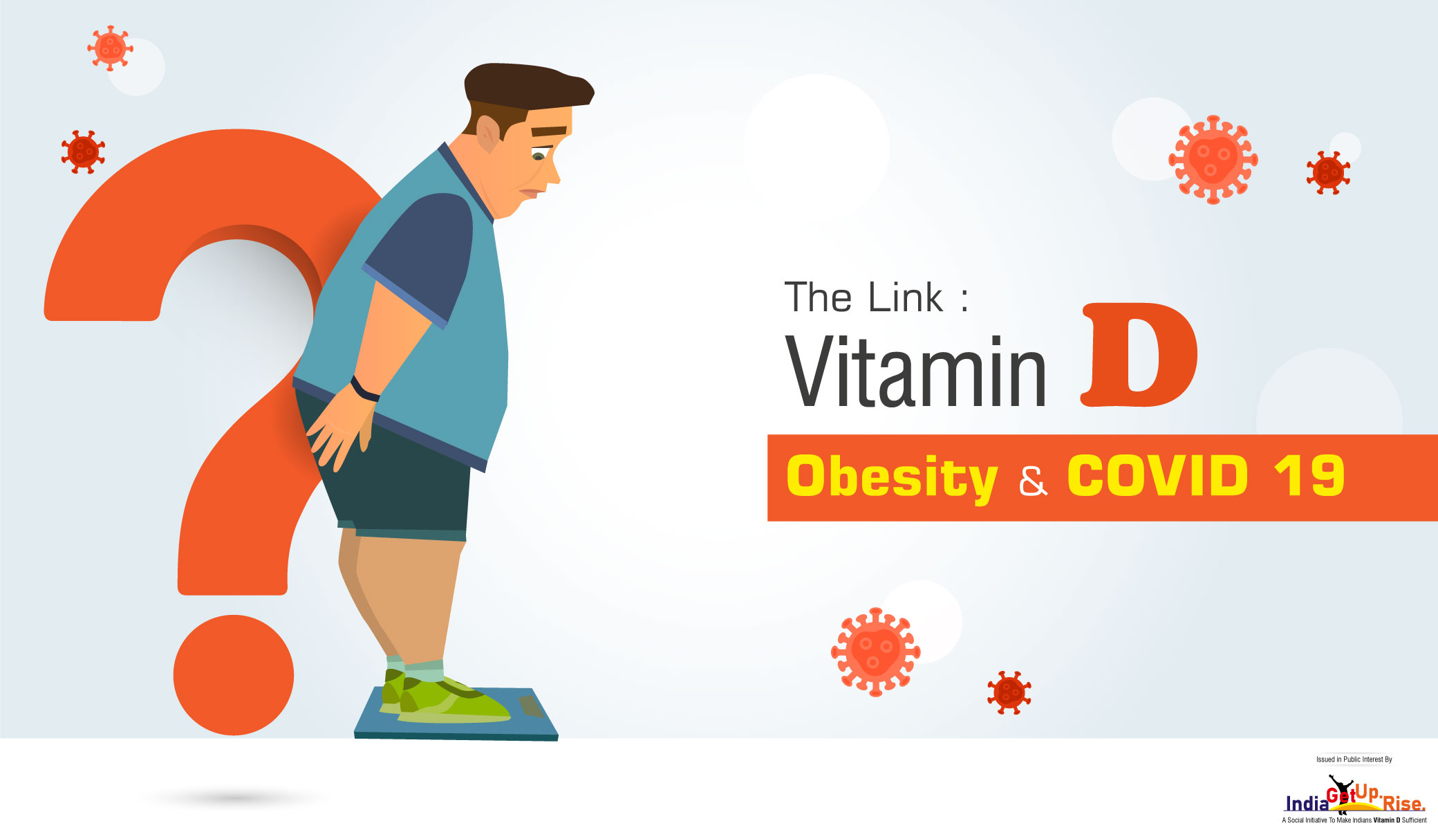 The Link between Vitamin D, Obesity and COVID 19