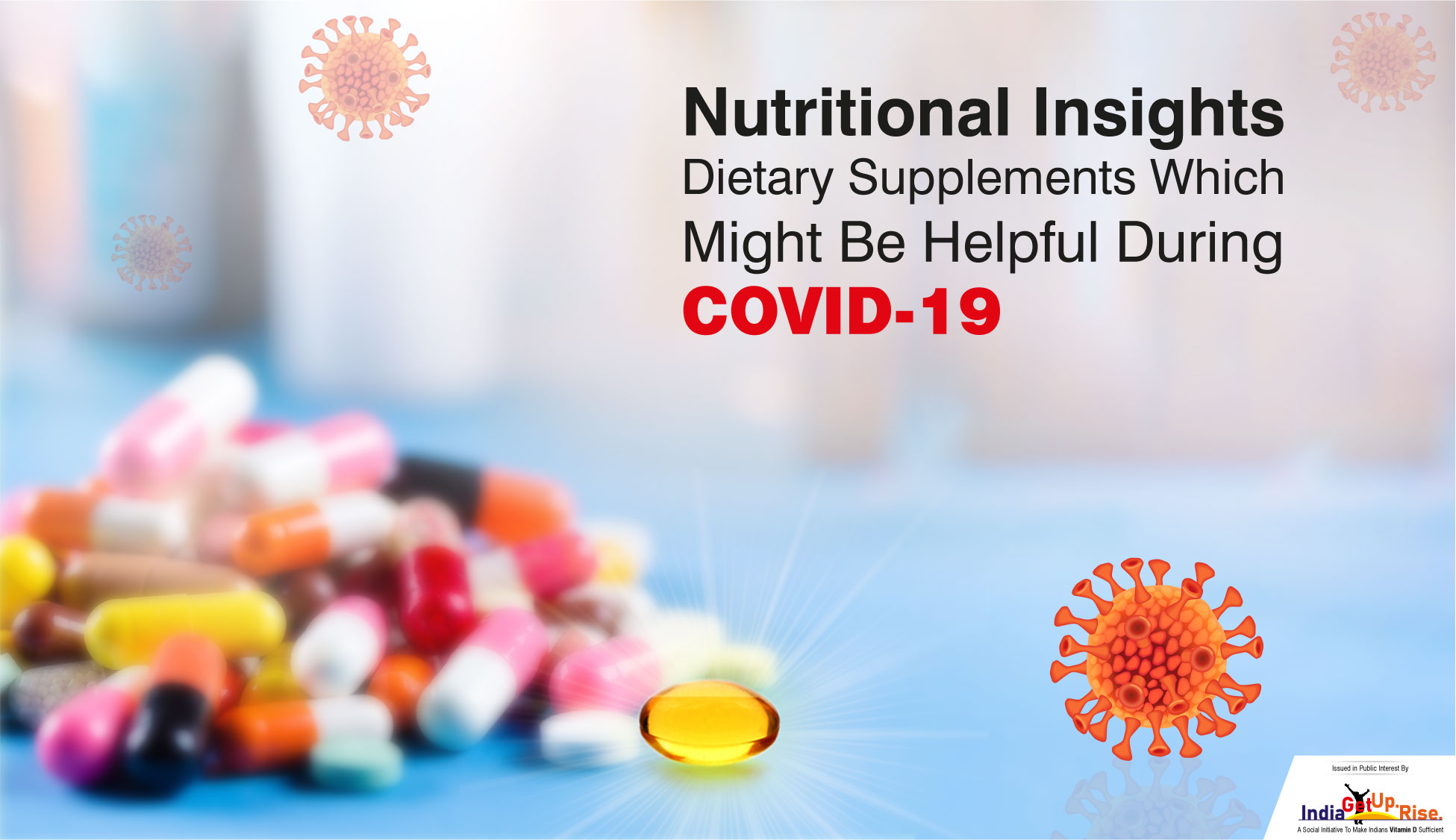 Covid 19 Nutritional Supplements